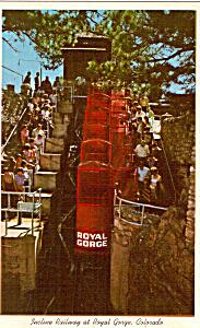 Incline Railway Royal Gorge Colorado p23739 (Image1)