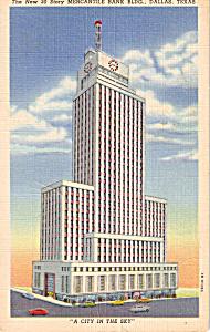 Mercantile Bank Building Dallas Texas p23760 (Image1)