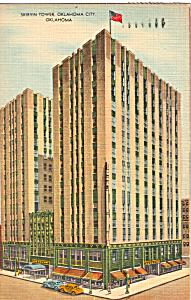 Skirvin Tower Oklahoma City OK p23766 (Image1)