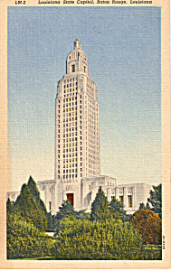 Louisiana State Capitol Baton Rouge p23769 (Image1)
