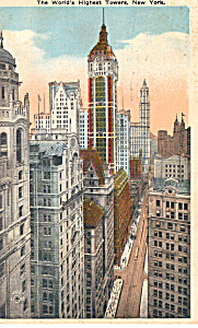 Skyscrapers New York City p23772 (Image1)