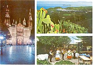 Gran Canaria Arucas Postcard p2378 (Image1)