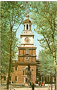 Independence Hall, Philadelphia (Image1)