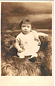 Photo Of Young Child Postcard P23818