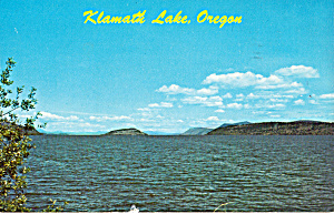Klamath Lake, Oregon (Image1)