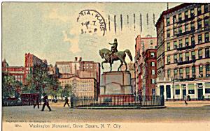 Washington Monument Union Square New York City p23858 (Image1)