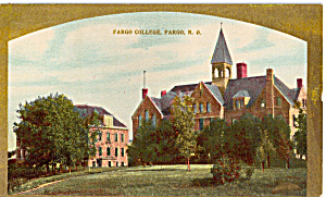 Fargo College, Fargo, North Dakota (Image1)