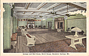 Lounge Ball Room Hotel Snapp Excelsior Springs MO p23871 (Image1)