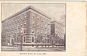 Hamiton Hotel St Louis Missouri p23928 (Image1)
