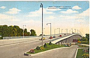 North Sacramento Viaduct Sacramento California p23939 (Image1)