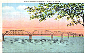 Paducah-Ohio River Bridge, Paducah, Kentucky (Image1)