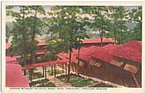Gardens at Hotel Taneycomo Taneycomo Missouri p23967 (Image1)