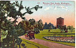 Volunteer Park Seattle Washington p23986 (Image1)