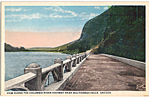 Columbia River Highway,Oregon (Image1)