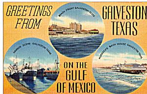 Water Scenes Galveston Texas p24018 (Image1)