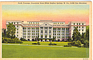 Greenbrier Hotel  White Sulphur Springs Virginia p24036 (Image1)