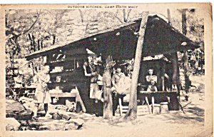 Outdoor Kitchen Girl Scout Camp Edith Macy Briarcliff Manor NY p24037 (Image1)