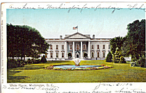 White House, Washington DC (Image1)
