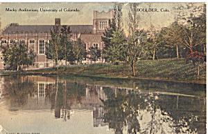 Macky Auditorium University of Colorado p24096 (Image1)