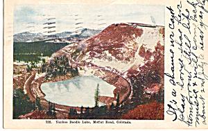 Yankee Doodle Lake, Moffat Road,Colorado (Image1)