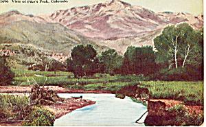 Vista of Pikes Peak Colorado p24109 (Image1)