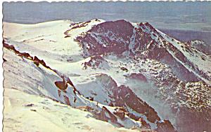 Vista from top of Pikes Peak,Colorado (Image1)