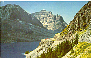 Going to the Sun Highway, Glacier National Park (Image1)