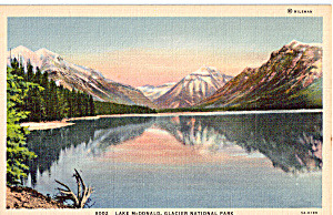 Lake McDonald,Glacier National Park (Image1)