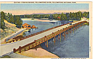 Fishing Bridge, Yellowstone National Park (Image1)
