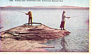Fishing Cone, Yellowstone National Park (Image1)