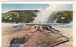 Punch Bowl Spring, Yellowstone National Park (Image1)