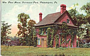 William Penn Mansion Fairmount Park Philadelphia PA p24286 (Image1)
