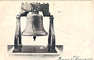 Liberty Bell Philadelphia PA p24287 (Image1)