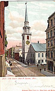 Old South Church Boston MA p24297 (Image1)