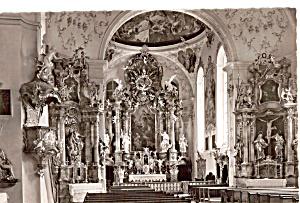 Pfarrkirche Oberammergau Germany p24348 (Image1)