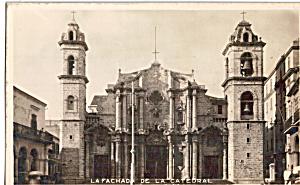 La Fachad De la Cathedral p24353 (Image1)