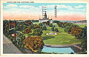 State Capitol Hartford Connecticut p24362 (Image1)