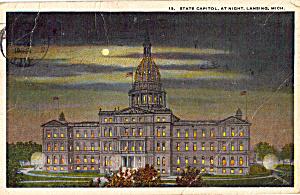 State Capitol Lansing Michigan p24364 (Image1)