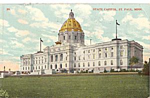 State Capitol, St Paul, Minnesota (Image1)
