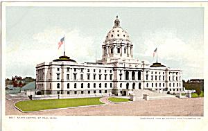 State Capitol St Paul Minnesota p24373 (Image1)