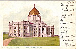 State Capitol Helena Montana  p24379 (Image1)