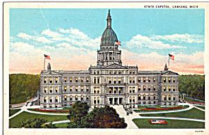 State Capitol Lansing Michigan p24386 (Image1)