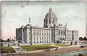 State Capitol St Paul Minnesota p24393 (Image1)