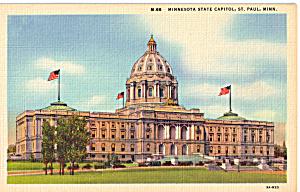 State Capitol  St Paul Minnesota p24395 (Image1)