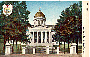 State Capitol, Montpelier, Vermont (Image1)