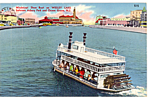 Mississippi Show Boat on Wesley Lake p24413 (Image1)