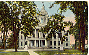 State Capitol, Concord, New Hampshire (Image1)
