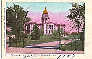 State Capitol, Denver, Colorado (Image1)
