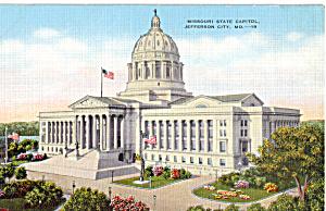 State Capitol, Jefferson City, Missouri (Image1)