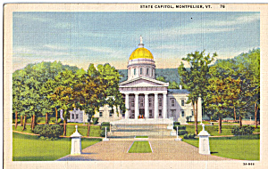 State Capitol Montpelier Vermont p24433 (Image1)